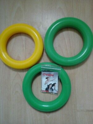Togu Inflatable Rubber Dive Rings X 3 • 12.99£