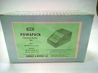 H&M VINTAGE Power Pack SCALEXTRIC  • 10.12£