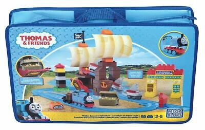 Mega Bloks Thomas And Friends Sodor's Legend Of The Lost Treasure Toy • 20.75£