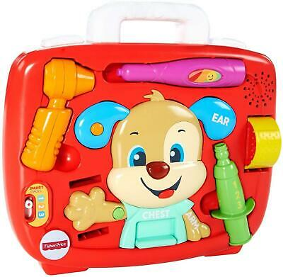 Fisher-Price Laugh And Learn Puppy's Check-Up Kit FTH19 • 12.99£