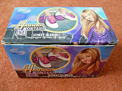Hannah Montana Street Gliders With Flashing Lights • 20£