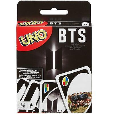 BTS Official UNO Card Game - NEW & SEALED! • 7.89£