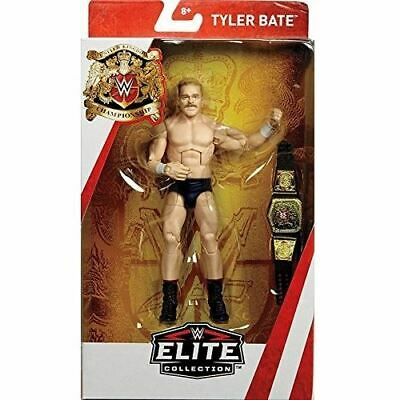 Tyler Bate - WWE UK Champion Exclusive Mattel Toy Wrestling Action Figure Toy • 12.99£