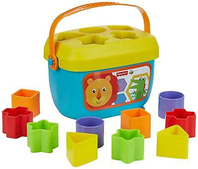 Fisher-Price Baby's First Blocks Shape Sorter Toy - 6 Months And Up • 9.99£