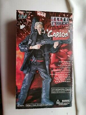 Blue Box Toys 1/6 Scale Elite Force Action Figure - Carlos  • 54.99£