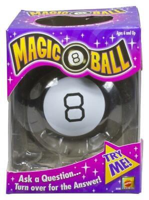 Magic 8 Ball Toy Fortune Teller Classic Game • 13.99£
