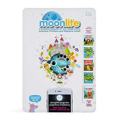 Moonlite Gift Pack Fairytales Story Book Projector - 5 Story Pack • 19.99£