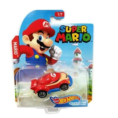 Hot Wheels Super Mario Collectable Vehicle • 5.99£