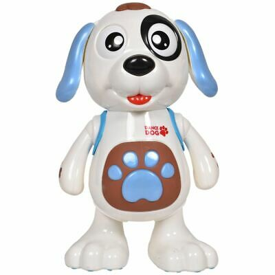 Kids Dog Toy Dancing Interactive Music Sounds Lights & Movements Sing GIFT Puppy • 8.99£
