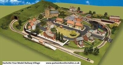 Hachette Your Model Railway Village • 19.95£
