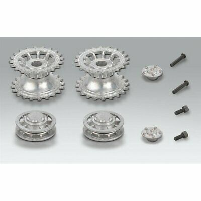 Taigen Sprocket And Idler Wheels For 1:16 Scale Heng Long Tiger 1 Tank Late • 21.50£