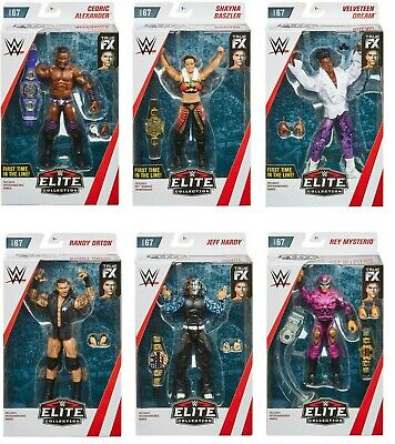 Mattel Wwe Top 6 Picks Elite Collection Action Figures Series #67 Choice Of 6 • 23.99£
