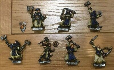 Mordheim Sisters Of Sigmar Warband - Metal Miniatures Nicely Painted Warhammer • 74.99£