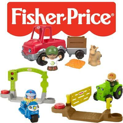 Fisher-Price Little People Vehicle Playset Collection • 9.99£