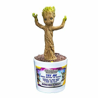 Baby Dancing Groot Official Guardians Of The Galaxy Electronic Figure Toy New • 19.99£