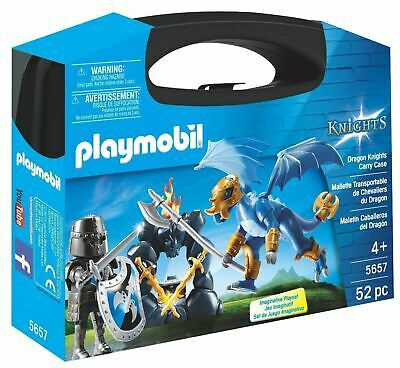 Playmobil 5657 Dragon Knights Carry Case • 10.95£