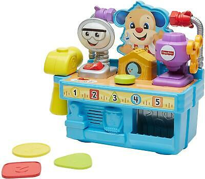 Fisher-Price Laugh & Learn Busy Learning Tool Bench FYK55 • 14.99£