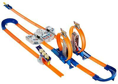 Hot Wheels Track Builder Total Turbo Takeover BGX89 • 49.99£