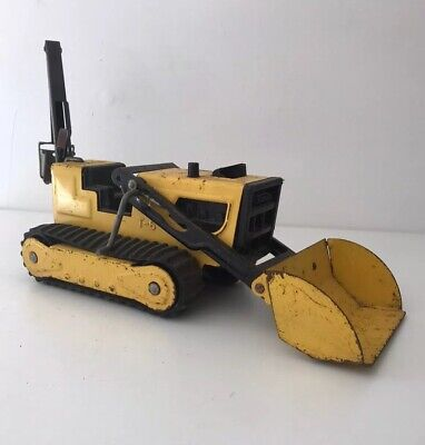 Vintage Tonka T-6 Digger, With Caterpillar Tracks • 25£