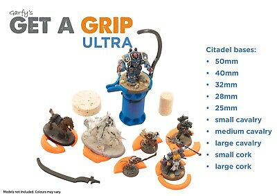 Garfy's Get A Grip Ultra Painting Handle Miniature Model Holder • 15.99£