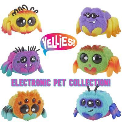 Yellies! Electronic Spider Pet Assortment - Choose Your Favourites! • 11.99£