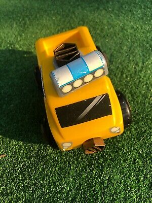 Small Smoby Toy Yellow Truck - Dismantle / Remake • 8£