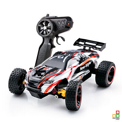 Fast Remote Control RC Car Off Road High Speed Truggy Toy Vehicle For Kids 2.4G • 22.99£