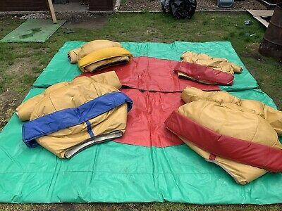 Sumo Suits, Adults & Kids With Matt • 400£