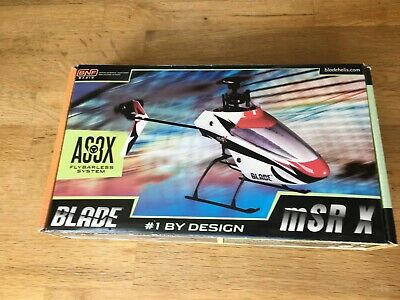 Blade MSRX Rc Helicopter • 65£