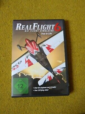 Great Planes Real Flight G6 R/C Simulator - Software Only  • 60£