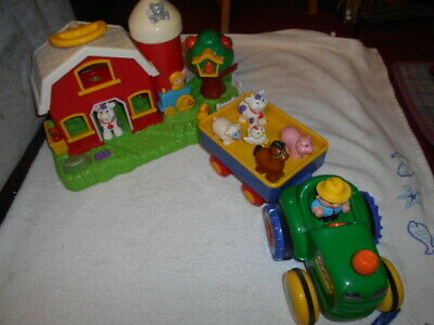2.Bloomy Sing Along Farm With FREE Tractor And Animals. Hamleys  • 6.99£