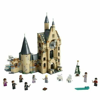 Harry Potter The Goblet Of Fire Hogwarts Clock Tower Castle  Hermione Ron • 30.59£