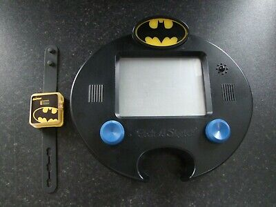 2005 Sababa Toys DC Batman Etch-A-Sketch Classic With Light And Sounds + Watch. • 20£