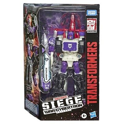 Transformers War For Cybertron: Siege - Voyager Ape Face • 25.99£