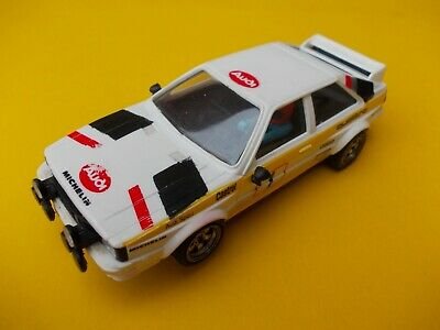 Scalextric C349 Audi Quattro No 1 In Near Mint Condition Unlighted    • 21.99£