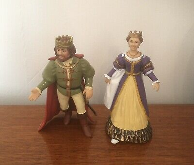 Papo King And Queen Figures • 9.99£