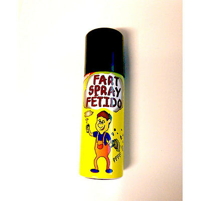 Fart Spray Practical Joke Disgusting Smelly Prank • 4.95£