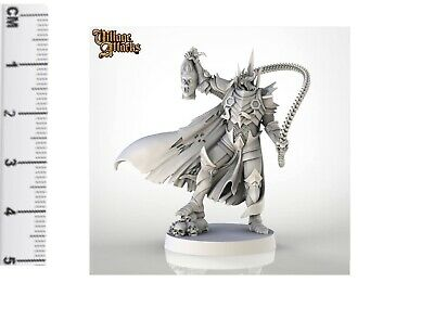 30mm Scale Miniatures: VA Unpainted Male Death Knight Dullahan • 4.99£