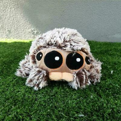 7.8``Lucas The Spider Plush Toys Cute Soft Plush Dolls For Kids Xmas Gift RD79 • 9.99£