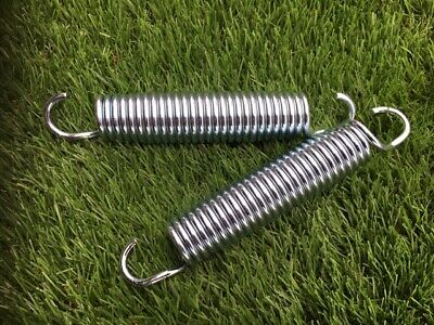 2 For £1.99, UK Stock, Genuine, Quality, Trampoline Springs 5.5  Inch, 14 Cm  • 1.99£