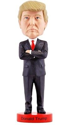 Donald Trump Royal Bobbles 8  FIGURE, BOBBLEHEAD - USA President Official Series • 18.99£