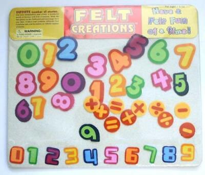 Felt Creations Numbers And Sums 3+ • 5.99£