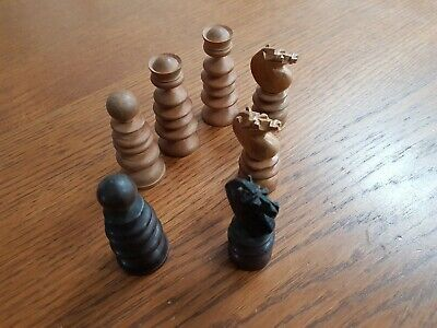 Spare Chess Pieces. St George Style. • 26.51£