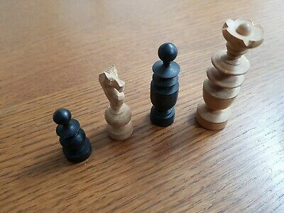 Spare Chess Pieces. French Regence Style. • 0.99£