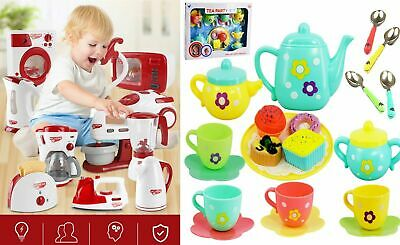 Vegetable Food Toy Children Kids Pretend Role Play Plastic Kitchen Tea Set • 5.99£