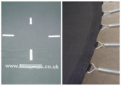 Pre-order - Replacement Trampoline Jumping Mat/jumping Mesh Set • 74.95£