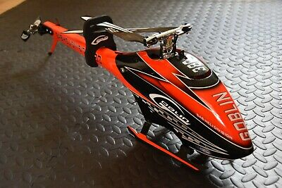 SAB Goblin 380 Helicopter With Upgrades And Batteries  • 600£