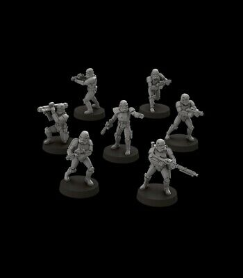 Star Wars Legion Stormtroopers From Core Set • 15.99£