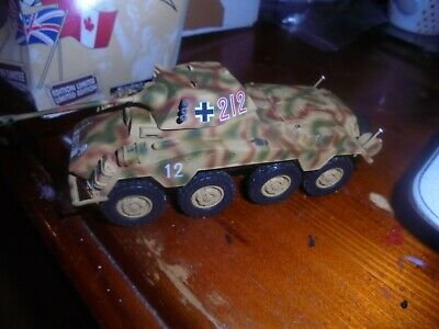 Military Diecast Collectable SA Kfz234 By Gaso-Line • 10£