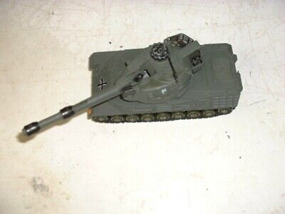 Dinky Toys Military Leopard Tank Not Boxed • 11£
